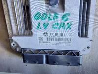 Блок управления 03C906016A на Volkswagen Golf 6, оригинал из Японии за 40 000 тг. в Алматы