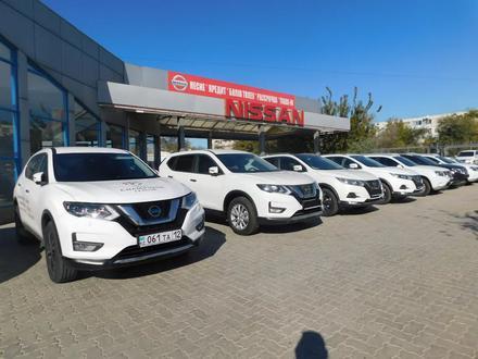"""""""Eurasia Motor Aktau"""" Nissan в Актау"""