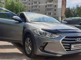 Hyundai Elantra 2018 года за 7 900 000 тг. в Нур-Султан (Астана)