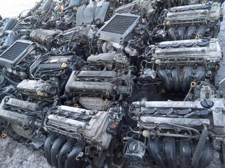 Контрактные двигатели из Японий на Субару Аутбак EJ25 за 395 000 тг. в Алматы – фото 3