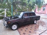 ВАЗ (Lada) 2107 2011 года за 1 300 000 тг. в Туркестан – фото 2