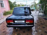 ВАЗ (Lada) 2107 2011 года за 1 300 000 тг. в Туркестан – фото 5