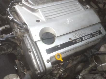 Мотор и Коробка на Ниссан Максима за 309 999 тг. в Алматы – фото 2