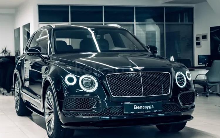 Bentley Bentayga 2020 года за 120 000 000 тг. в Алматы