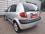 Hyundai Getz 2006 года за 2 075 000 тг. в Алматы – фото 4
