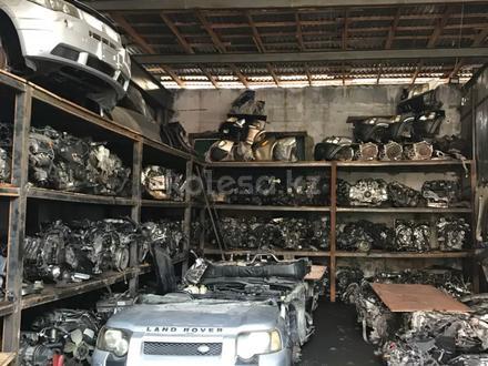 Двигатель 2.5 Land Rover Freelander за 400 тг. в Алматы