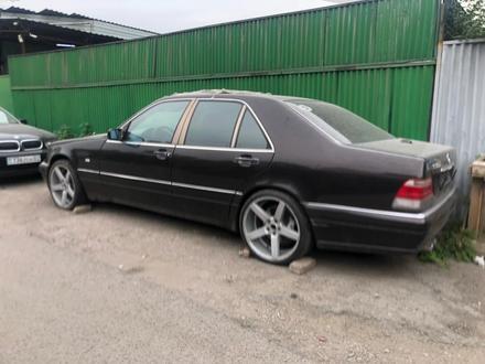 Mercedes-Benz S 500 1996 года за 2 500 000 тг. в Алматы – фото 2