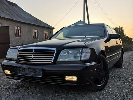 Mercedes-Benz S 500 1996 года за 2 500 000 тг. в Алматы – фото 3
