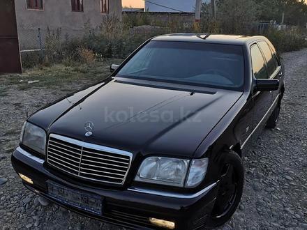 Mercedes-Benz S 500 1996 года за 2 500 000 тг. в Алматы – фото 4