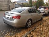 Lexus GS 350 2007 года за 5 900 000 тг. в Алматы – фото 5