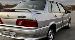 ВАЗ (Lada) 2115 (седан) 2006 года за 780 000 тг. в Караганда – фото 4