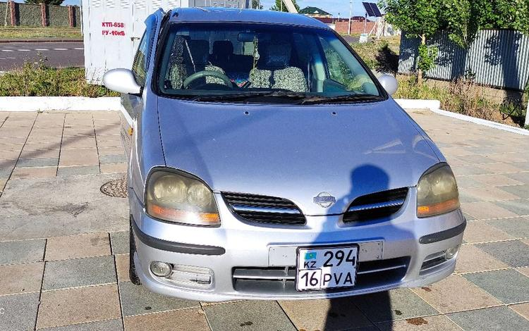Nissan Tino 2000 года за 2 150 000 тг. в Нур-Султан (Астана)