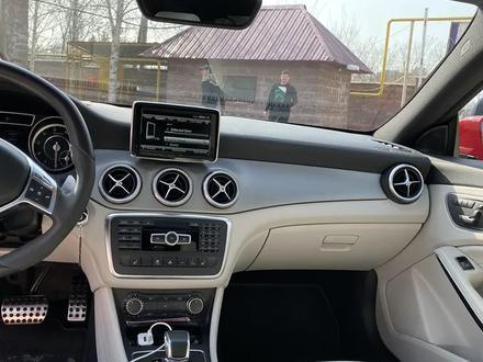 Mercedes-Benz CLA 45 AMG 2013 года за 14 000 000 тг. в Алматы – фото 11