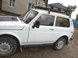 ВАЗ (Lada) 2121 Нива 1999 года за 950 000 тг. в Шу – фото 2