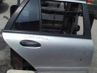 Задняя правая дверь на Мерседес С-класс 203-й кузов универсал за 10 000 тг. в Алматы