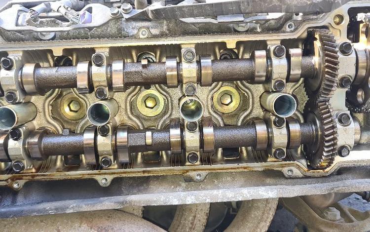 Двигатель Toyota Previa 2.4 Объём за 250 000 тг. в Алматы