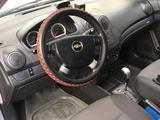 Chevrolet Aveo 2013 года за 2 800 000 тг. в Шымкент – фото 4