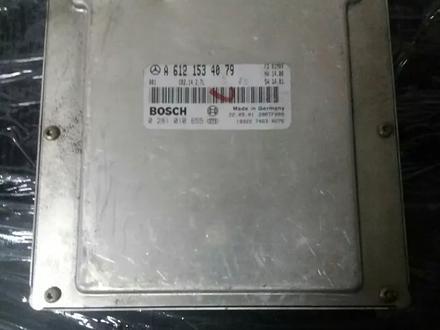 Процессор на двигатель 612 2.7 в Караганда