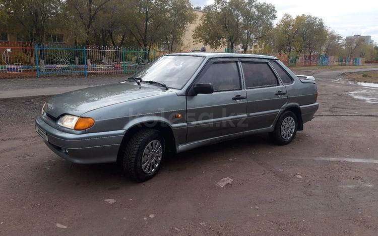 ВАЗ (Lada) 2115 (седан) 2005 года за 680 000 тг. в Караганда