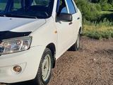 ВАЗ (Lada) Granta 2190 (седан) 2012 года за 1 529 000 тг. в Петропавловск – фото 5