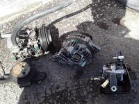Генератор насос гур подушка двигателя компрессор кондиционера за 35 000 тг. в Нур-Султан (Астана)