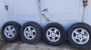 Диски оригинал на паджеро 4 за 80 000 тг. в Костанай