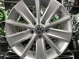 Новые диски Volkswagen Polo-Rapid за 105 000 тг. в Нур-Султан (Астана) – фото 2