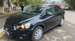 Chevrolet Aveo 2014 года за 3 300 000 тг. в Нур-Султан (Астана) – фото 2