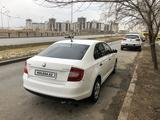 Skoda Rapid 2015 года за 4 100 000 тг. в Алматы – фото 3