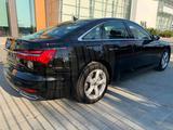 Audi A6 2021 года за 30 990 000 тг. в Костанай – фото 2