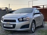Chevrolet Aveo 2012 года за 2 300 000 тг. в Шымкент