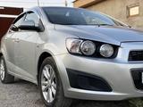 Chevrolet Aveo 2012 года за 2 300 000 тг. в Шымкент – фото 3