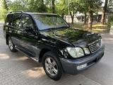 Lexus LX 470 2006 года за 10 800 000 тг. в Алматы – фото 2