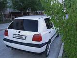 Volkswagen Golf 1993 года за 1 300 000 тг. в Кызылорда – фото 4