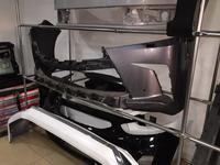 Бампер передний Lexus LX570 LX450 за 100 000 тг. в Костанай