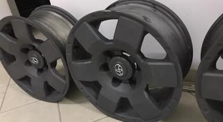 5 штук оригинальных дисков Тoyota, Made in Japan. за 200 000 тг. в Алматы