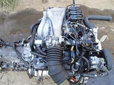 Двигатель Toyota L C Prado 95, 90 в Алматы – фото 2