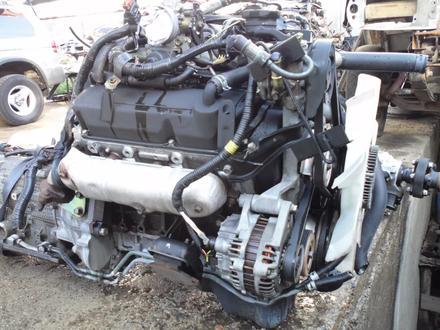 Двигатель Toyota L C Prado 95, 90 в Алматы – фото 3