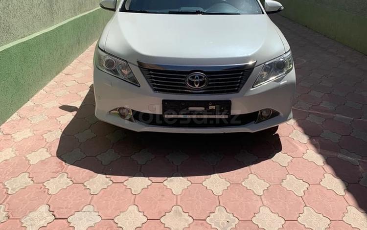 Toyota Camry 2013 года за 8 200 000 тг. в Шымкент