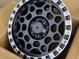 R18 минусовые диски Toyota Land Cruiser Prado 120 150 за 420 000 тг. в Алматы – фото 3