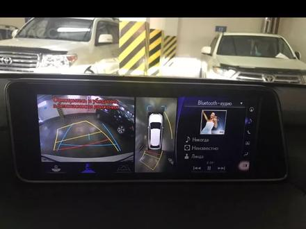 Lexus RX 200t 2016 года за 20 000 000 тг. в Кокшетау – фото 13