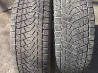 "Шины 275/65 R17 — ""Bridgestone Blizzak DM-Z3"" (Япония), зимние, в за 35 000 тг. в Нур-Султан (Астана)"