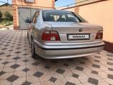 BMW 528 1999 года за 3 300 000 тг. в Шымкент – фото 3