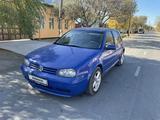 Volkswagen Golf 2000 года за 1 680 000 тг. в Кызылорда – фото 2