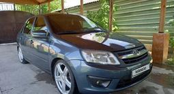 ВАЗ (Lada) Granta 2190 (седан) 2014 года за 3 400 000 тг. в Шымкент – фото 2