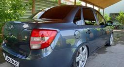 ВАЗ (Lada) Granta 2190 (седан) 2014 года за 3 400 000 тг. в Шымкент – фото 3