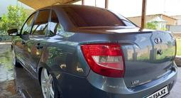 ВАЗ (Lada) Granta 2190 (седан) 2014 года за 3 400 000 тг. в Шымкент – фото 4