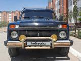 ВАЗ (Lada) 2121 Нива 2002 года за 800 000 тг. в Кызылорда – фото 2
