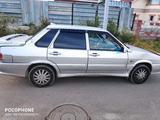 ВАЗ (Lada) 2115 (седан) 2006 года за 800 000 тг. в Нур-Султан (Астана) – фото 3