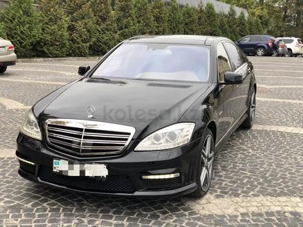 Mercedes-Benz S 550 2007 года за 7 000 000 тг. в Алматы – фото 3
